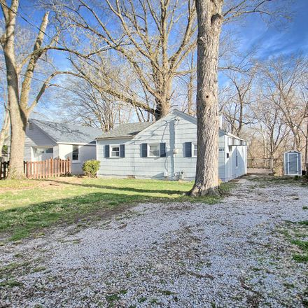 Rent this 3 bed house on Sanner St in Edwardsville, IL