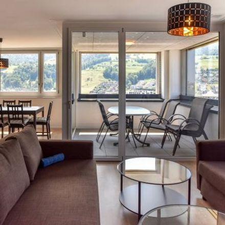 Rent this 3 bed apartment on Am Mattenhof 16 in 6011 Kriens, Switzerland