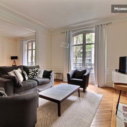 Rent this 3 bed apartment on Paris in Quartier du Gros-Caillou, ILE-DE-FRANCE