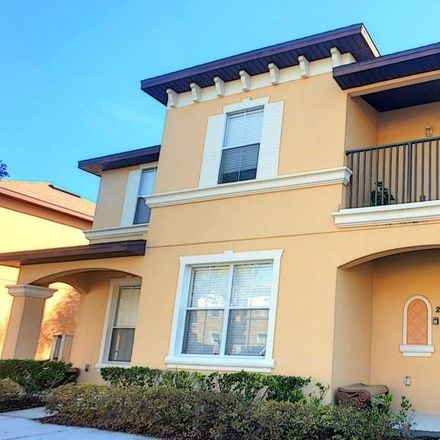 Rent this 3 bed townhouse on 2709 Roadster Ln in Kissimmee, FL