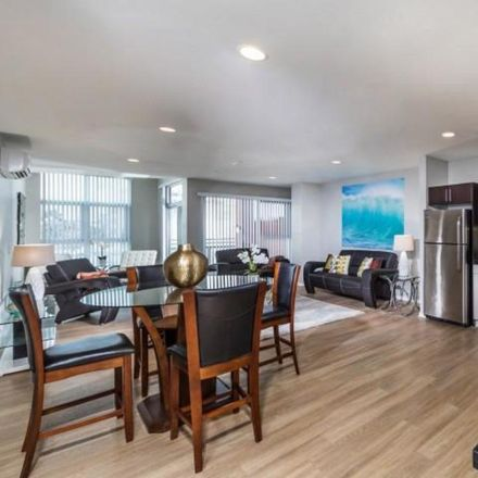Rent this 2 bed apartment on S Pine Ave in Long Beach, CA