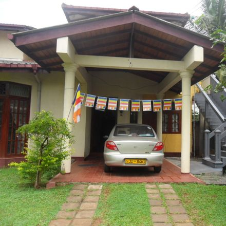 Rent this 1 bed apartment on Wattegedara Junction in Udahamulla, WESTERN PROVINCE