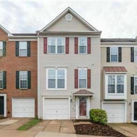 Rent this 3 bed townhouse on 45583 Trestle Terrace in Sterling, VA 20166