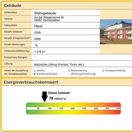Rent this 2 bed apartment on BEWOS in An der Wasserrenne 4, 39387 Oschersleben