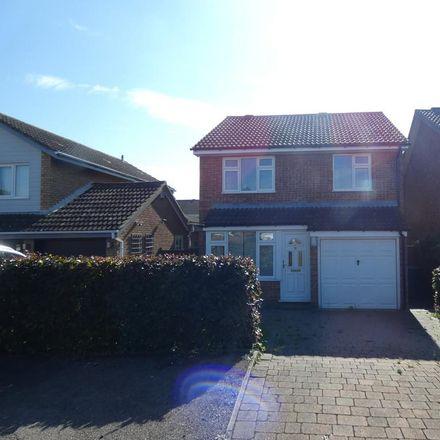 Rent this 3 bed house on Gipping Close in Ravensden MK41 7XY, United Kingdom