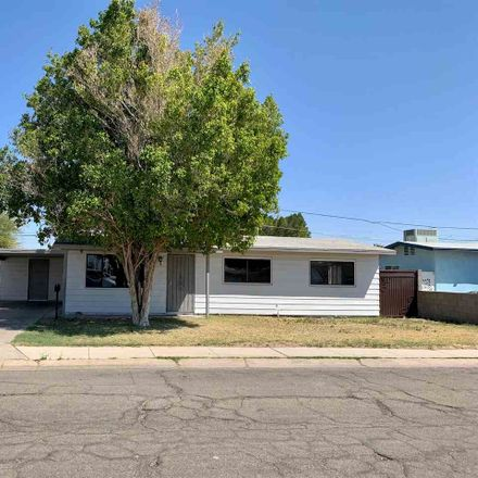 Rent this 3 bed house on 2563 South Olivia Avenue in Yuma, AZ 85365
