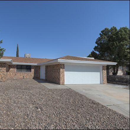 Rent this 3 bed apartment on 7225 Gran Vida Drive in El Paso, TX 79912