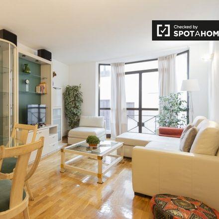 Rent this 1 bed apartment on The Harp in Calle de las Huertas, 28001 Madrid
