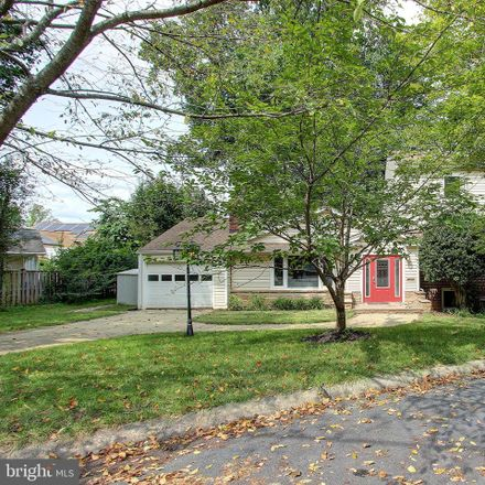 Rent this 5 bed house on Radnor Court in Kenwood Park, MD 20817