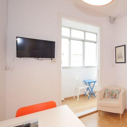Rent this 2 bed apartment on Bar Jai-Ca Barceloneta in Carrer de Ginebra, 13