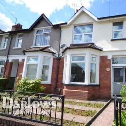 Rent this 3 bed house on Pantmawr Road in Cardiff, United Kingdom