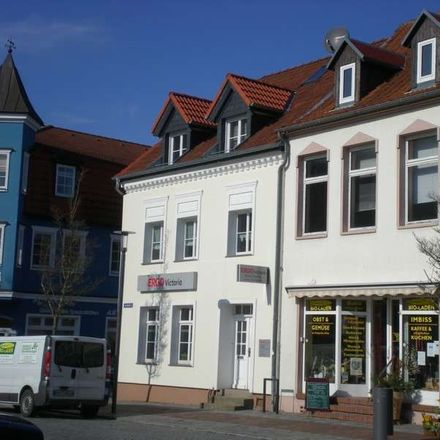 Rent this 2 bed apartment on Am Markt 13 in 18311 Ribnitz-Damgarten, Germany