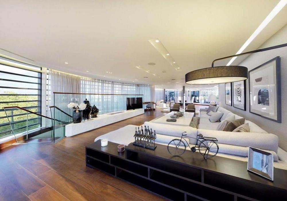 5 bed apartment at Atrium Apartments, 131 Park Road ...