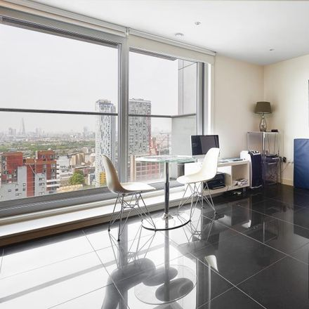 Rent this 0 bed apartment on Pan Peninsula in Marsh Wall, London E14 9SH