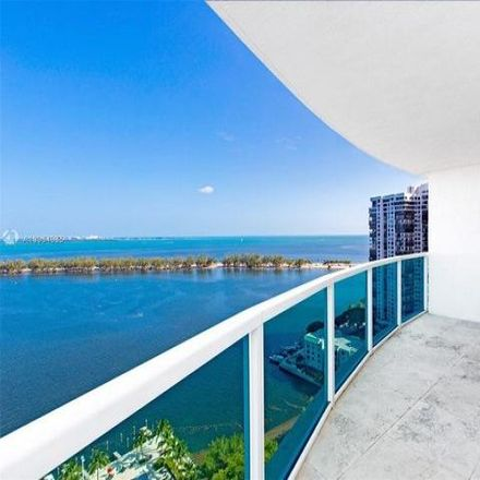 Rent this 4 bed condo on Skyline on Brickell in Brickell Avenue, Miami