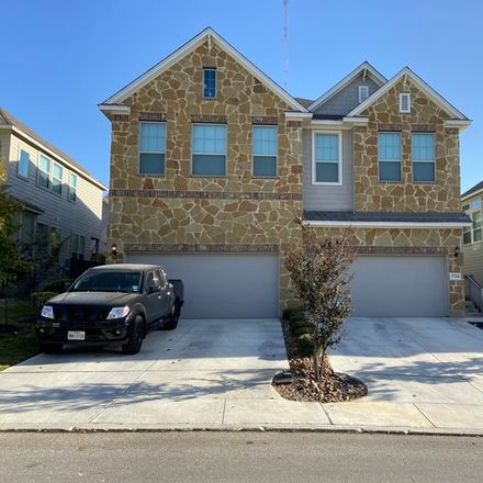 Rent this 3 bed townhouse on Moscato in San Antonio, TX 78247