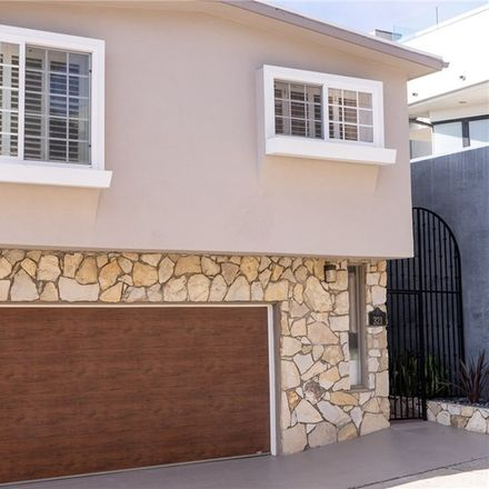 Rent this 2 bed house on 321 30th Place in Manhattan Beach, CA 90266
