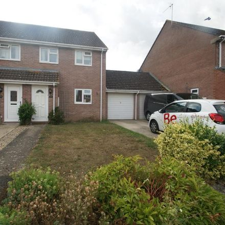 Rent this 2 bed house on Rowan Close in Durrington SP4 8, United Kingdom