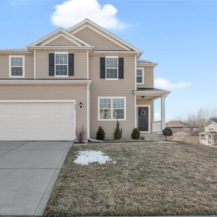Rent this 5 bed house on 1089 Durham Garden Drive in Dardenne Prairie, MO 63368