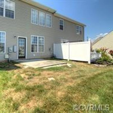 Rent this 3 bed townhouse on Rose Mill Cir in Midlothian, VA
