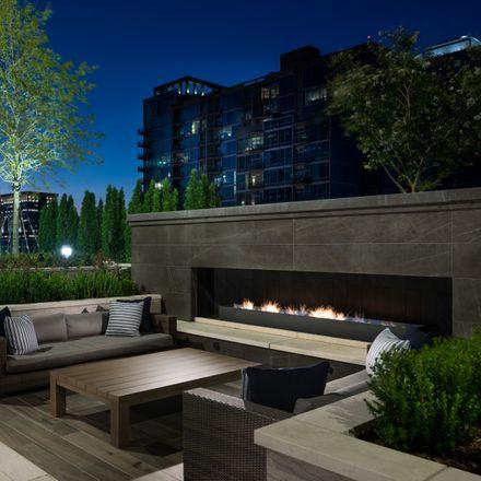 Rent this 3 bed apartment on Promenade II in 1230 Peachtree Street Northeast, Atlanta