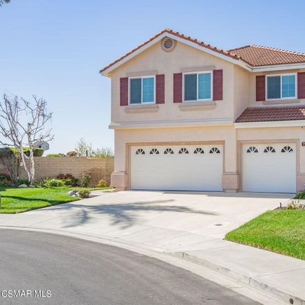 Rent this 5 bed house on 7213 Imbach Place in Moorpark, CA 93021