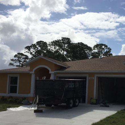 Rent this 3 bed duplex on 1606 Javier Street in Palm Bay, FL 32909