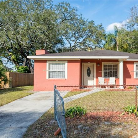 Rent this 2 bed house on 1918 East Shadowlawn Avenue in Tampa, FL 33610