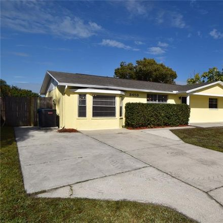 Rent this 3 bed house on 3453 Wilson Drive in Forest Hills, FL 34691