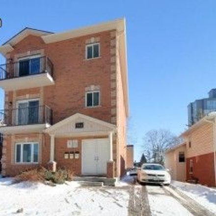 Rent this 4 bed apartment on 338 King Street North in Waterloo, ON N2J 2Z2