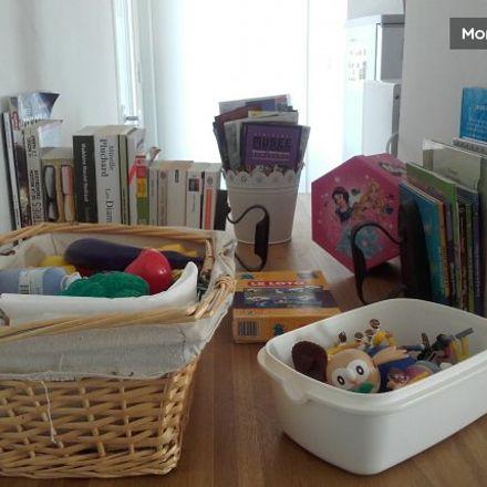 Rent this 1 bed apartment on 45 Cours de la Libération et du Général de Gaulle in 38100 Grenoble, France