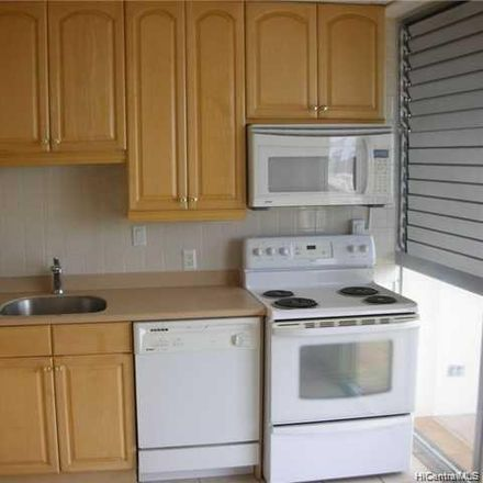 Rent this 2 bed condo on The Kama`aina in 1520 Ward Avenue, Honolulu
