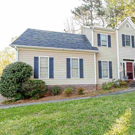 Rent this 4 bed house on 2908 Plaza Place in Raleigh, NC 27612
