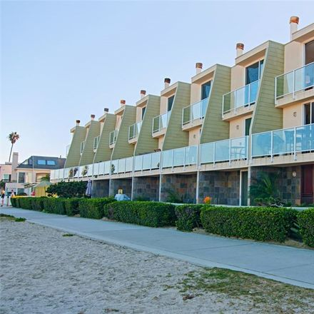 Rent this 2 bed condo on Bayside Ln in San Diego, CA