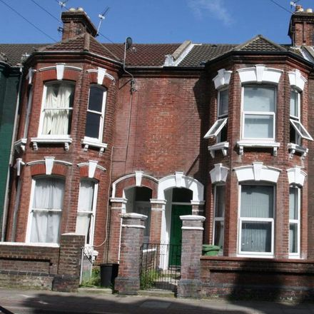 Rent this 1 bed house on Lawrence Road in Portsmouth PO5 1NU, United Kingdom