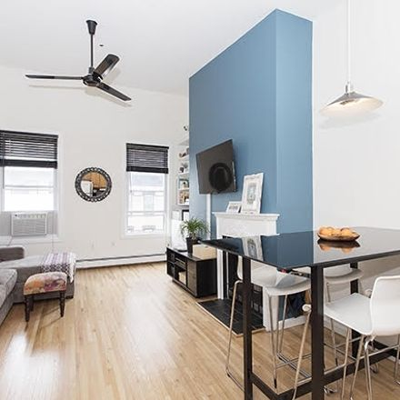 Rent this 1 bed apartment on 74 Garden Street in Hoboken, NJ 07030