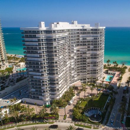 Rent this 2 bed condo on Collins Ave in Bal Harbour, FL