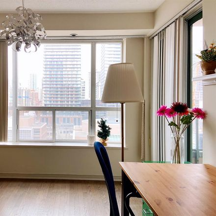 Rent this 1 bed apartment on Opera Place in Bay Street, Old Toronto