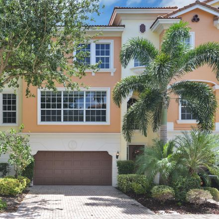 Rent this 3 bed townhouse on 5600 NE Trieste Ter in Boca Raton, FL