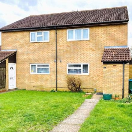Rent this 1 bed apartment on Bowmont Drive in Aylesbury HP21 9UH, United Kingdom