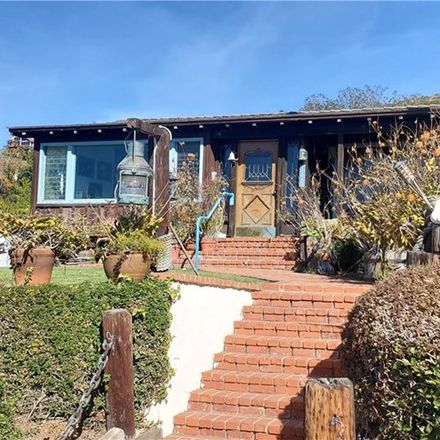 Rent this 3 bed house on 1640 Hillcrest Drive in Laguna Beach, CA 92651