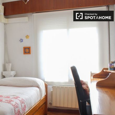 Rent this 3 bed apartment on Calle de Gandía in 3, 28007 Madrid