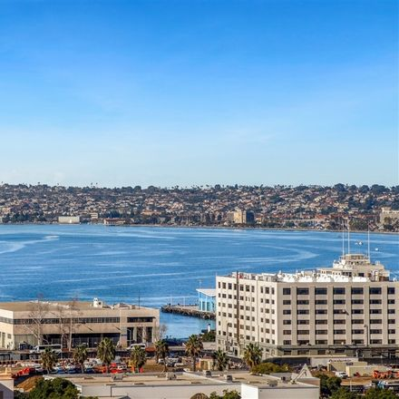 Rent this 2 bed townhouse on 645 Front Street in San Diego, CA 92101-6144