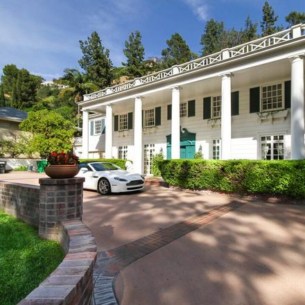 Rent this 6 bed house on 1148 Coldwater Canyon Drive in Beverly Hills, CA 90210