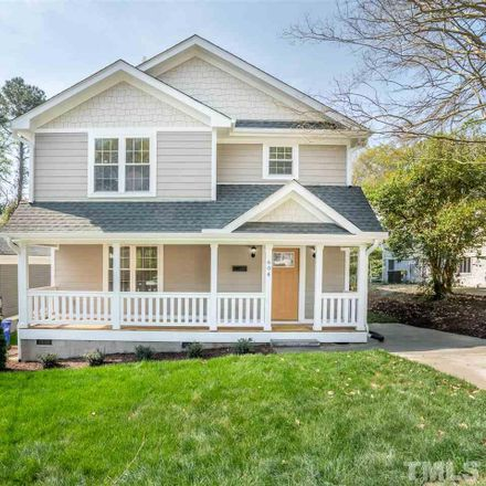 Rent this 3 bed house on 604 Dunbar Street in Durham, NC 27701