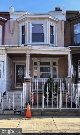 Rent this 3 bed townhouse on 3943 North 8th Street in Philadelphia, PA 19140