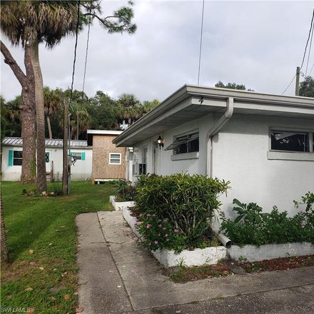 Rent this 1 bed duplex on 1699 Ixora Drive in Carriage Village, FL 33917