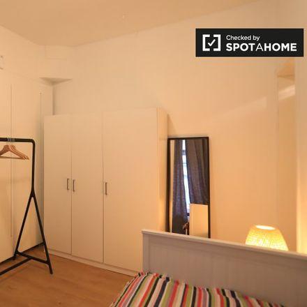 Rent this 2 bed apartment on Rue Brogniez - Brogniezstraat in 1070 Anderlecht, Belgium