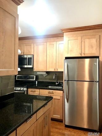 Rent this 1 bed condo on 34th Ave in Corona, NY