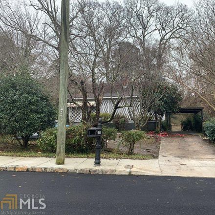 Rent this 3 bed house on 3300 Stillwood Drive in Atlanta, GA 30354